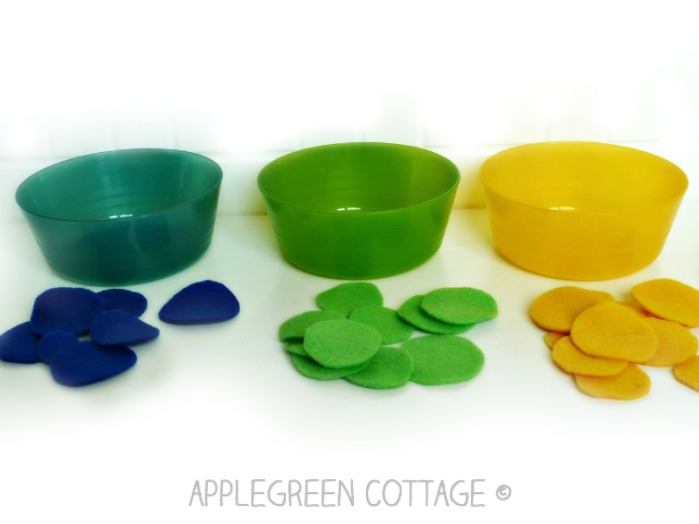 color sorting activities for kids