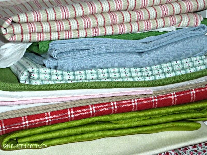 my cotton fabrics