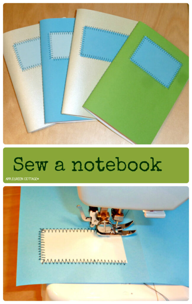 DIY your own notebook