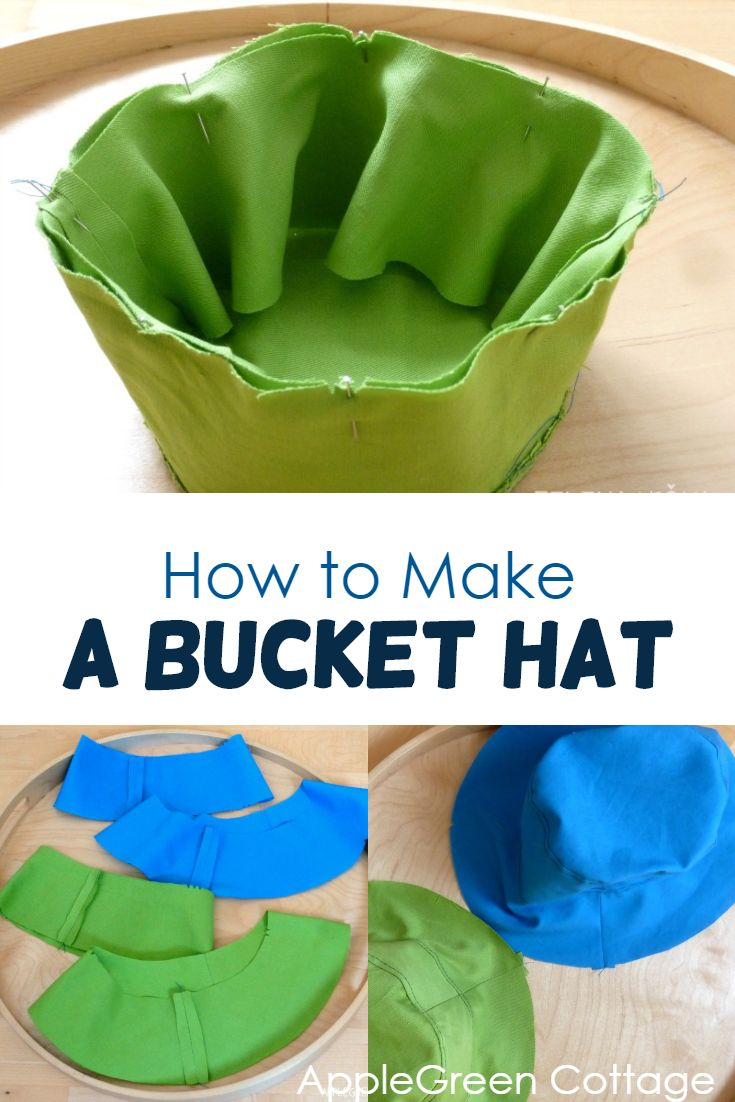 bucket hat pattern