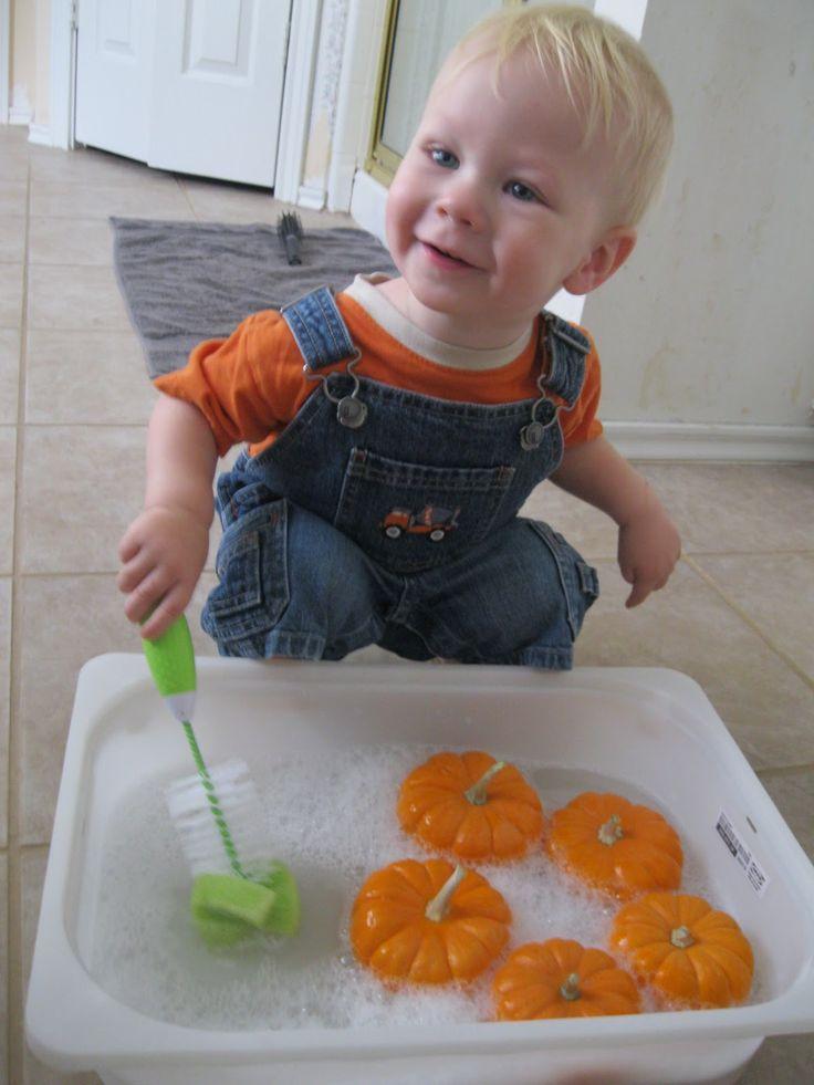 pumpkin kids activities