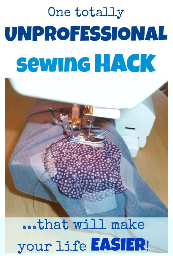 easy sewing hack