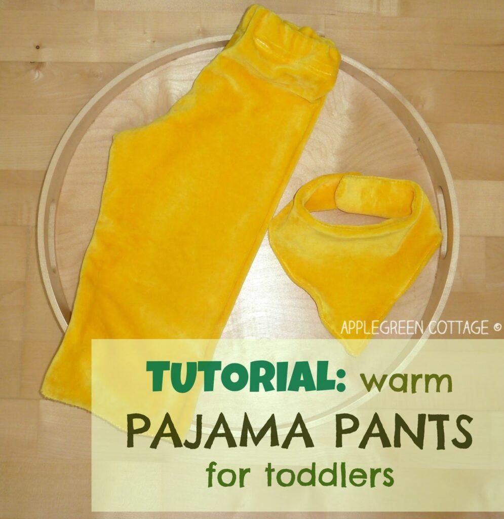 https://www.applegreencottage.com/how-to-make-pajama-pants-for-kids-tutorial.html