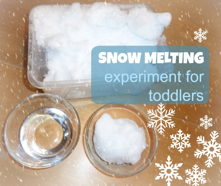 snow science experiments