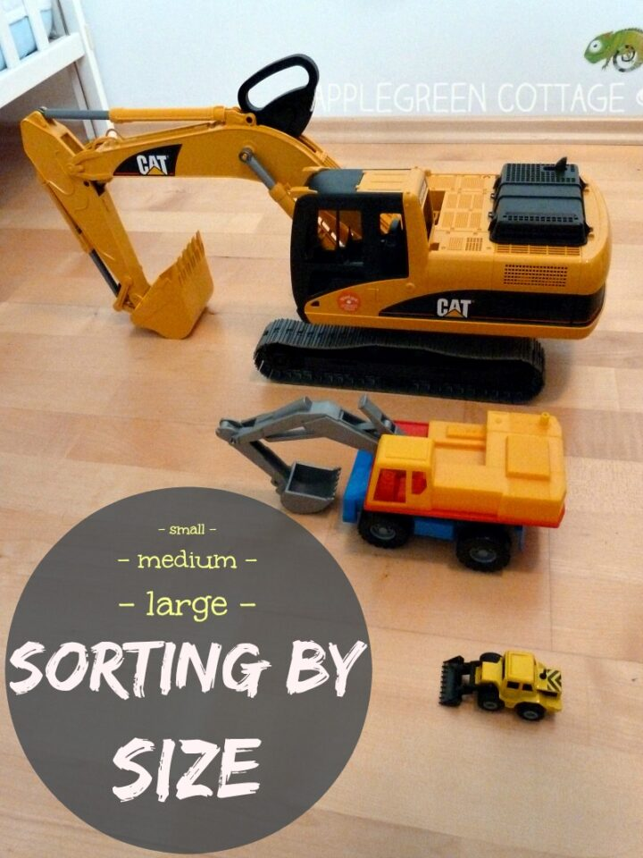 Sorting Activities For Toddlers - Ones They will Love!