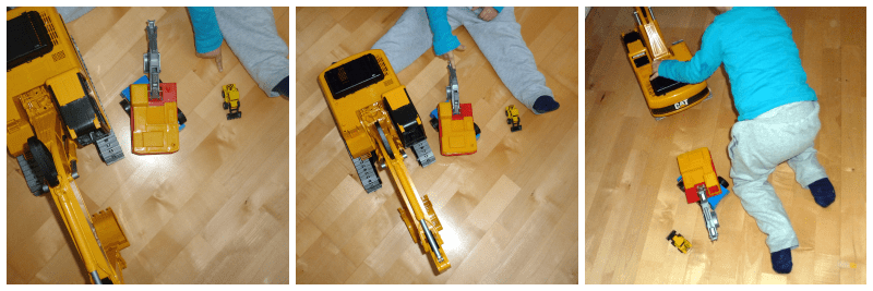 easy kids activities for sorting by size