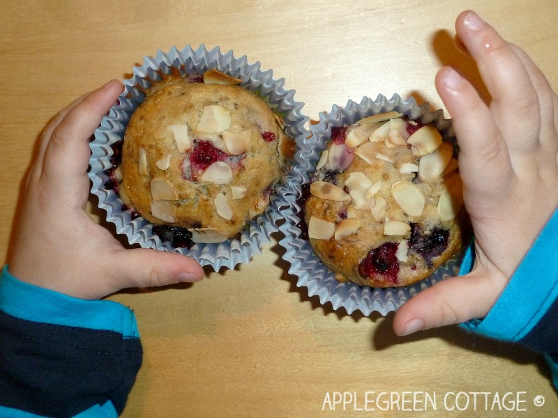 how to make vegan muffins