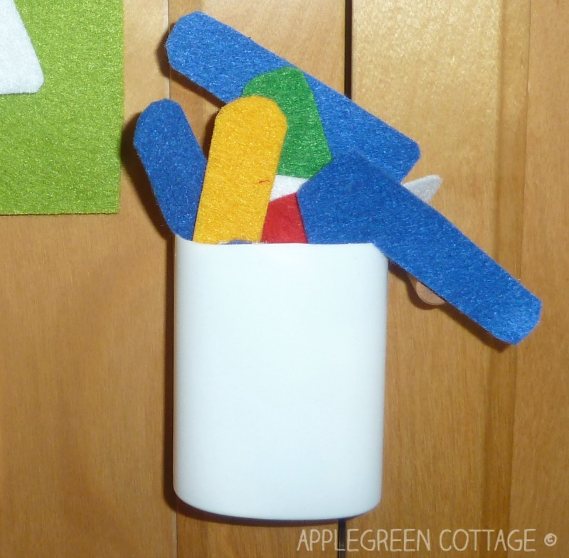 holder for small items