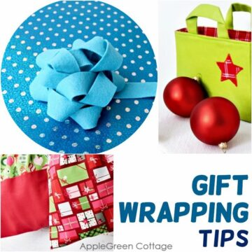 gift wrapping tips