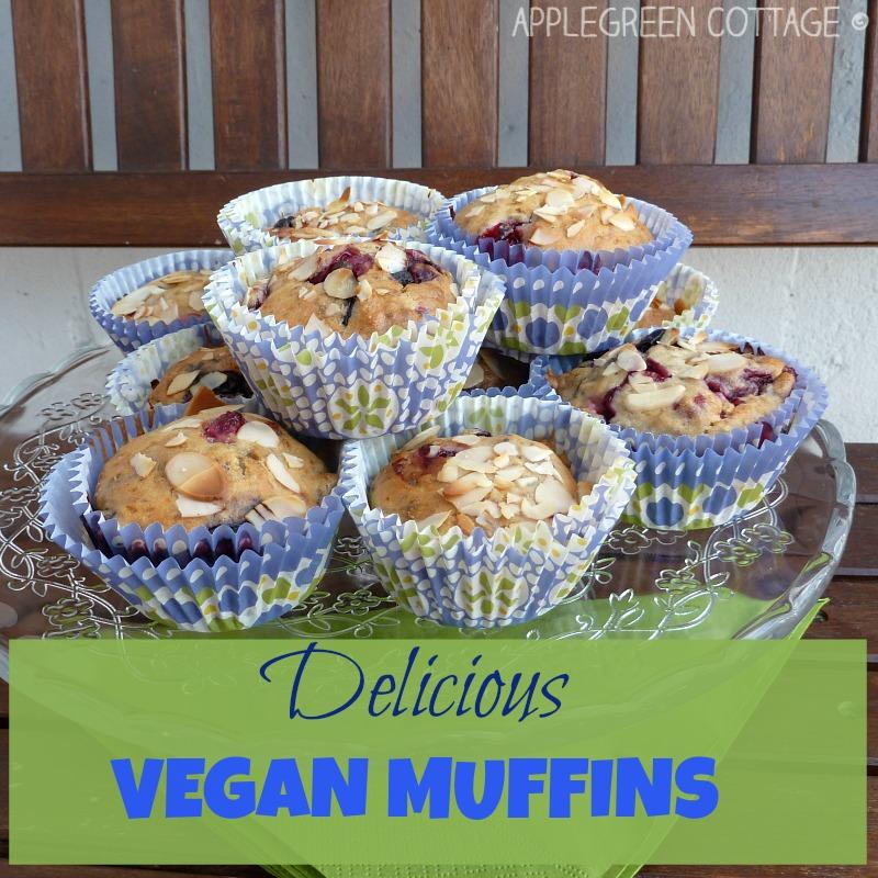 vegan muffin recipe