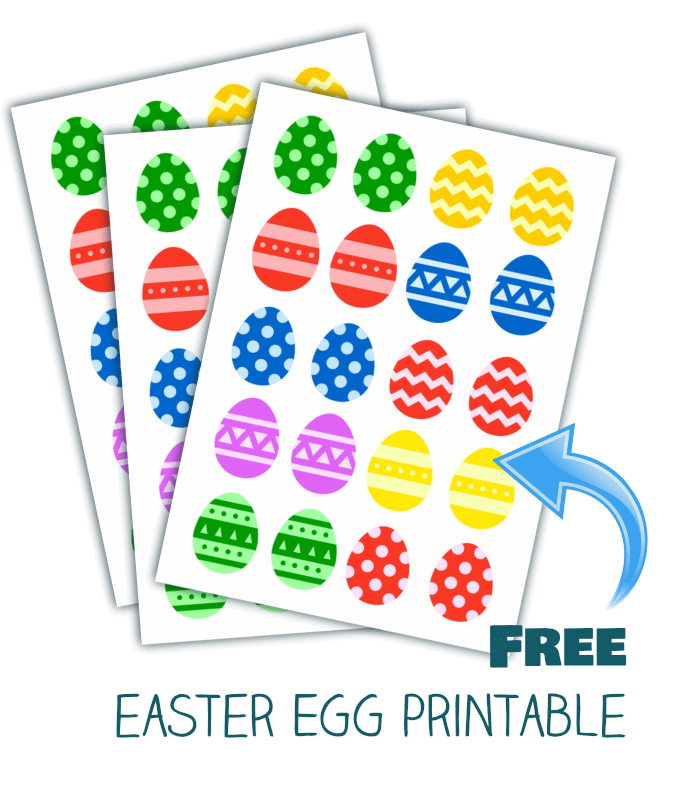 easter games free printable