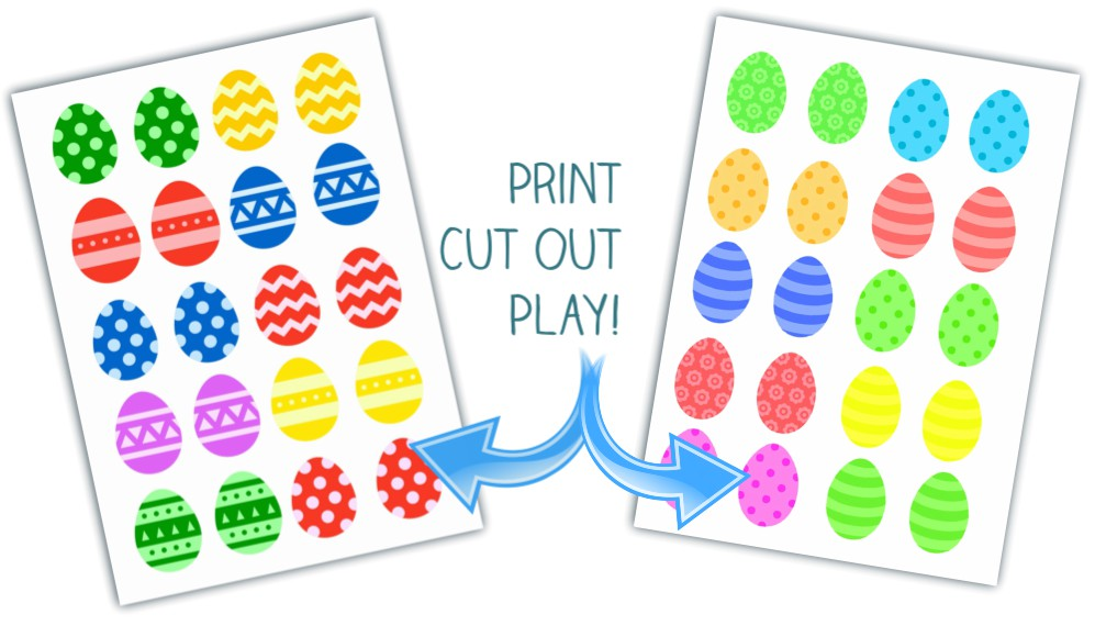 easter game printable