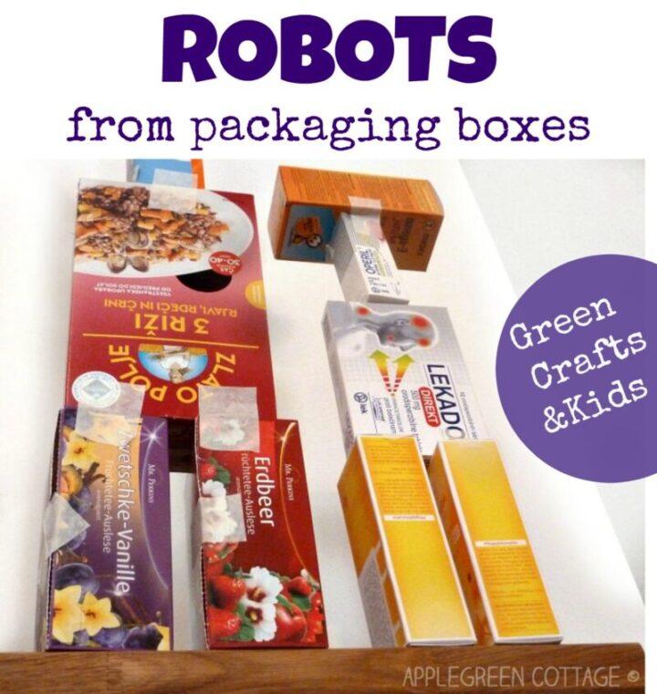 Robot Crafts: How To Make a Robot