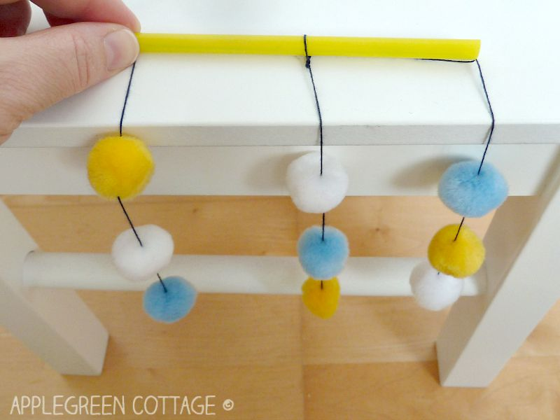 make your own baby mobile