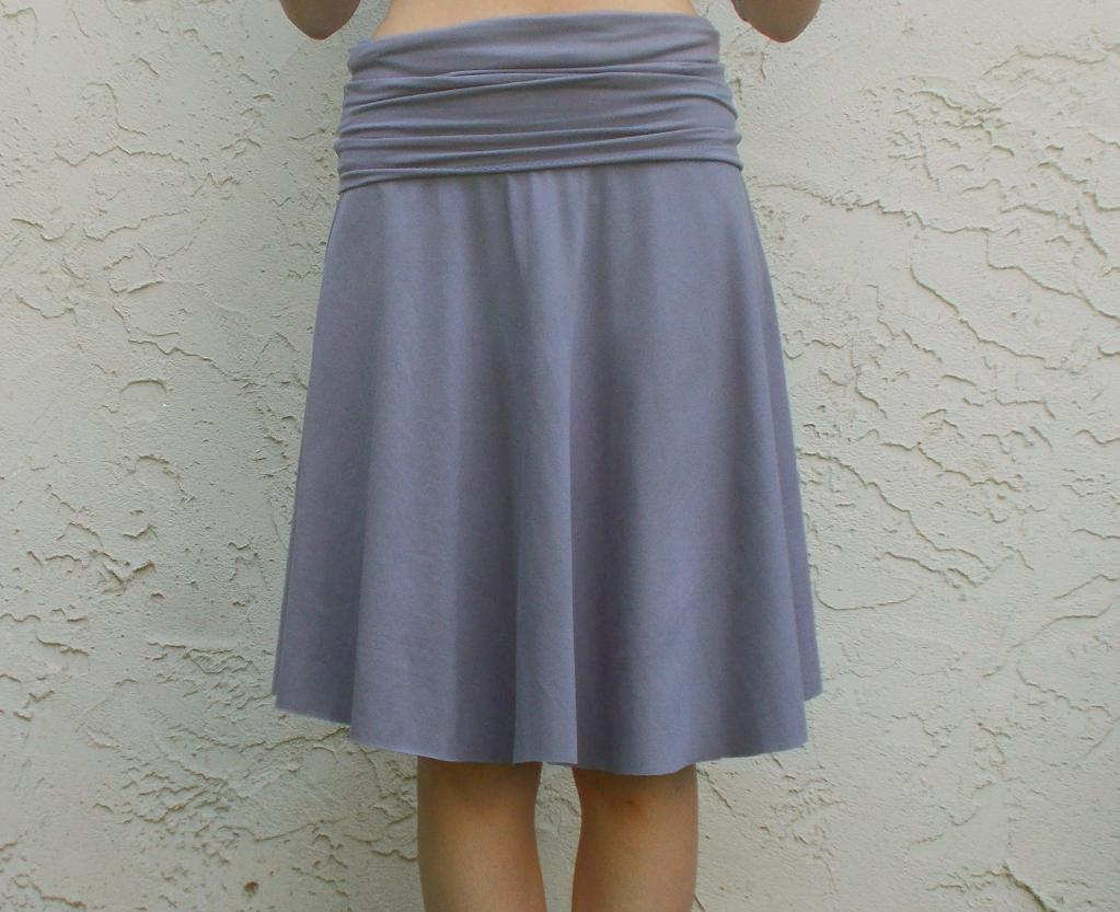 free yoga skirt pattern