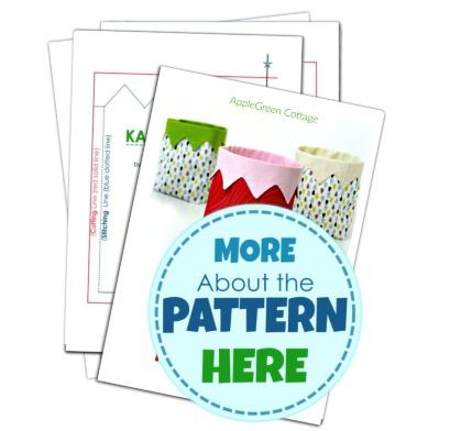 get this fabric bin pattern