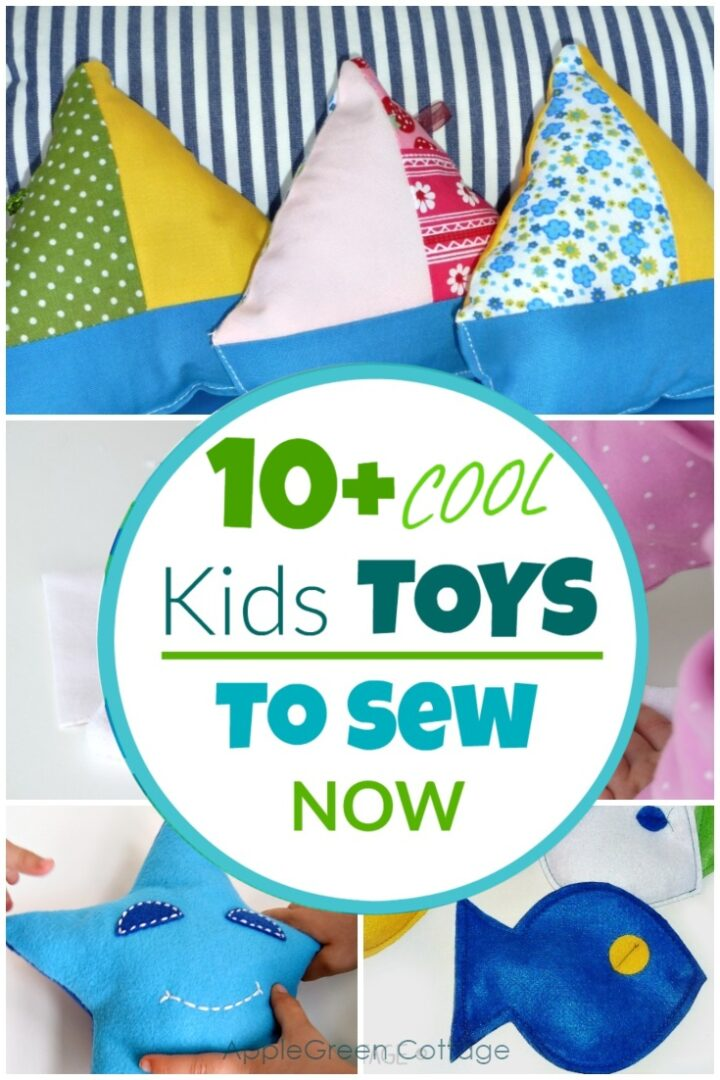kids toys to sew