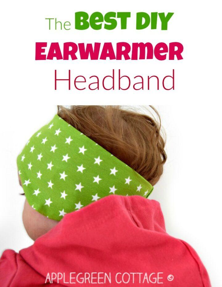 The Best Ear Warmer Headband Pattern