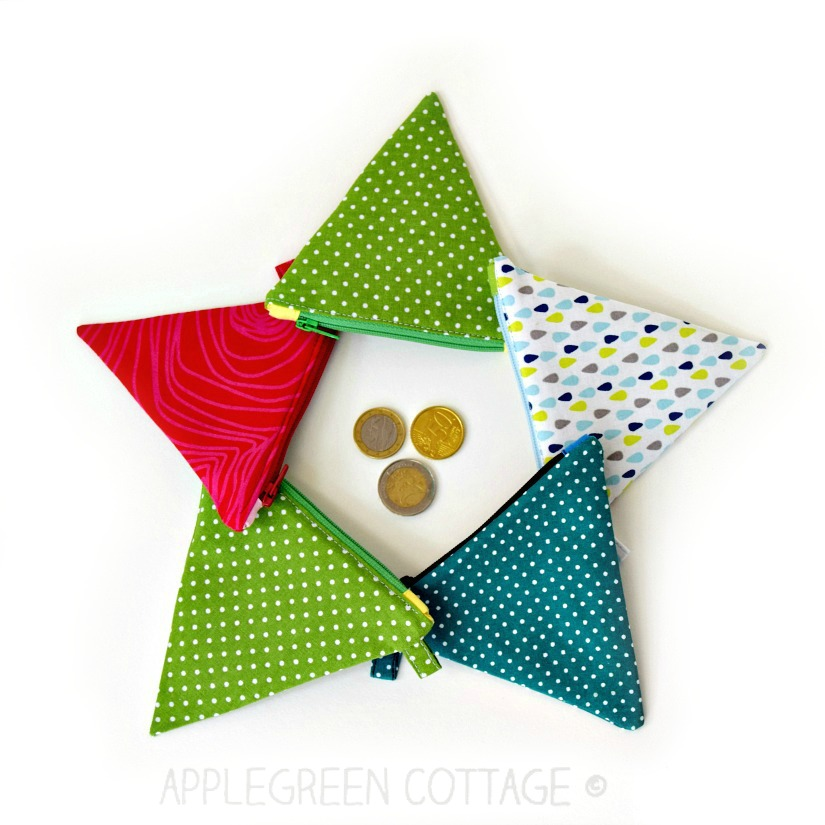 mini coin purse pattern
