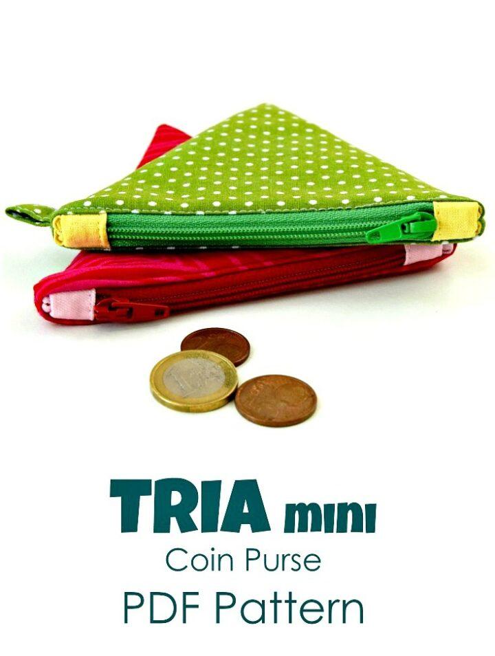 Mini Coin Purse Pattern