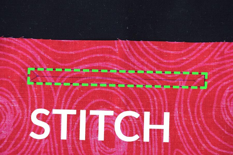 how to sew a welt zipper pocket
