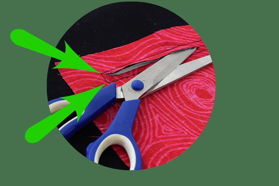 welt zipper pocket tutorial