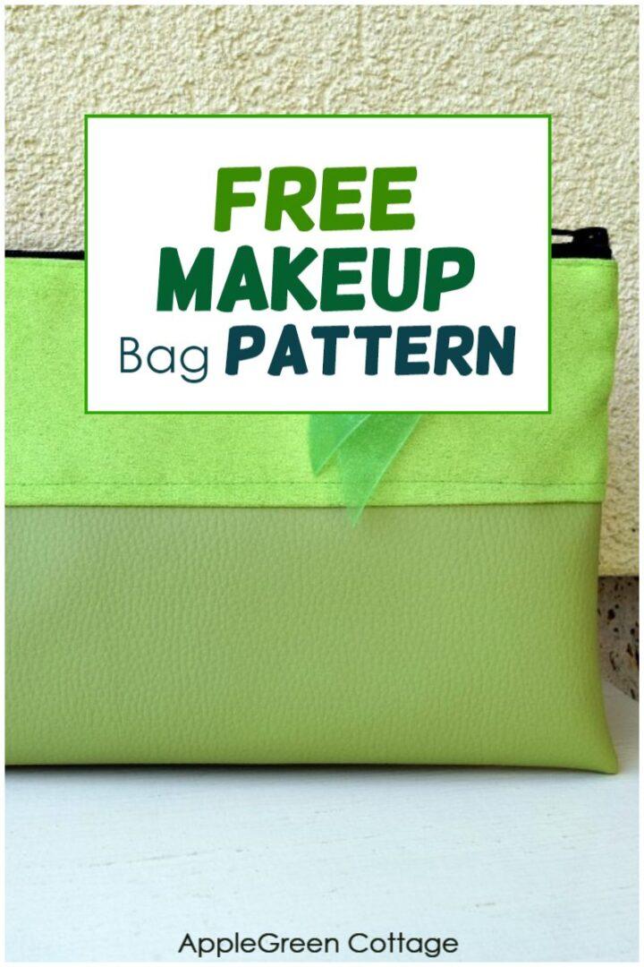 makeup bag pattern