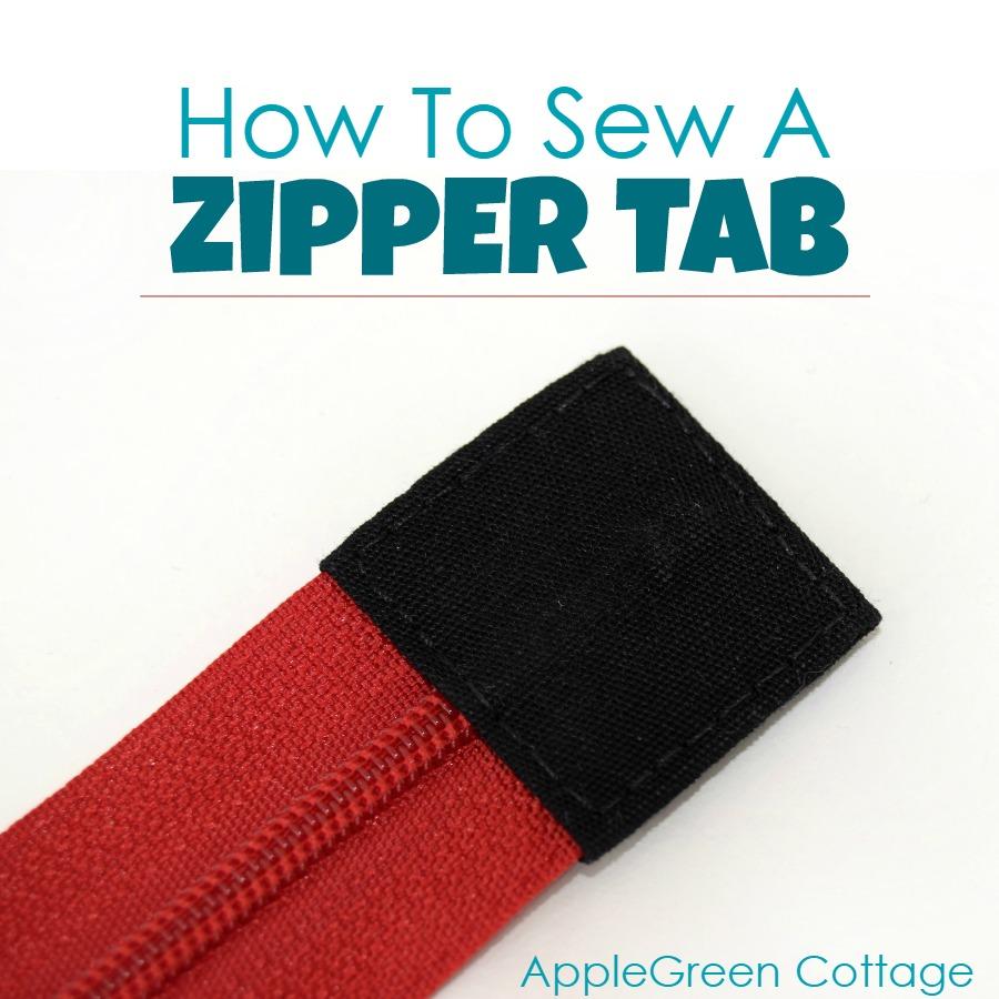 zipper sewing tip
