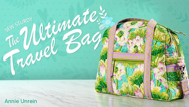 online sewing classes for bags