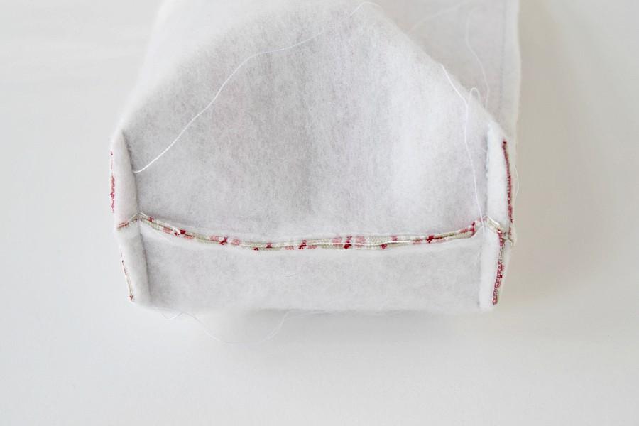 hanging storage basket pattern