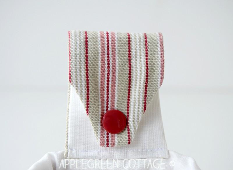 make straps for hanging baskets