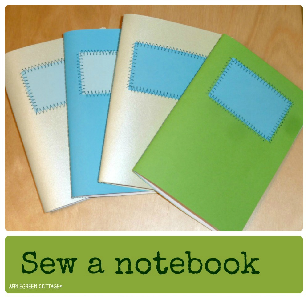 see how to make a notebook