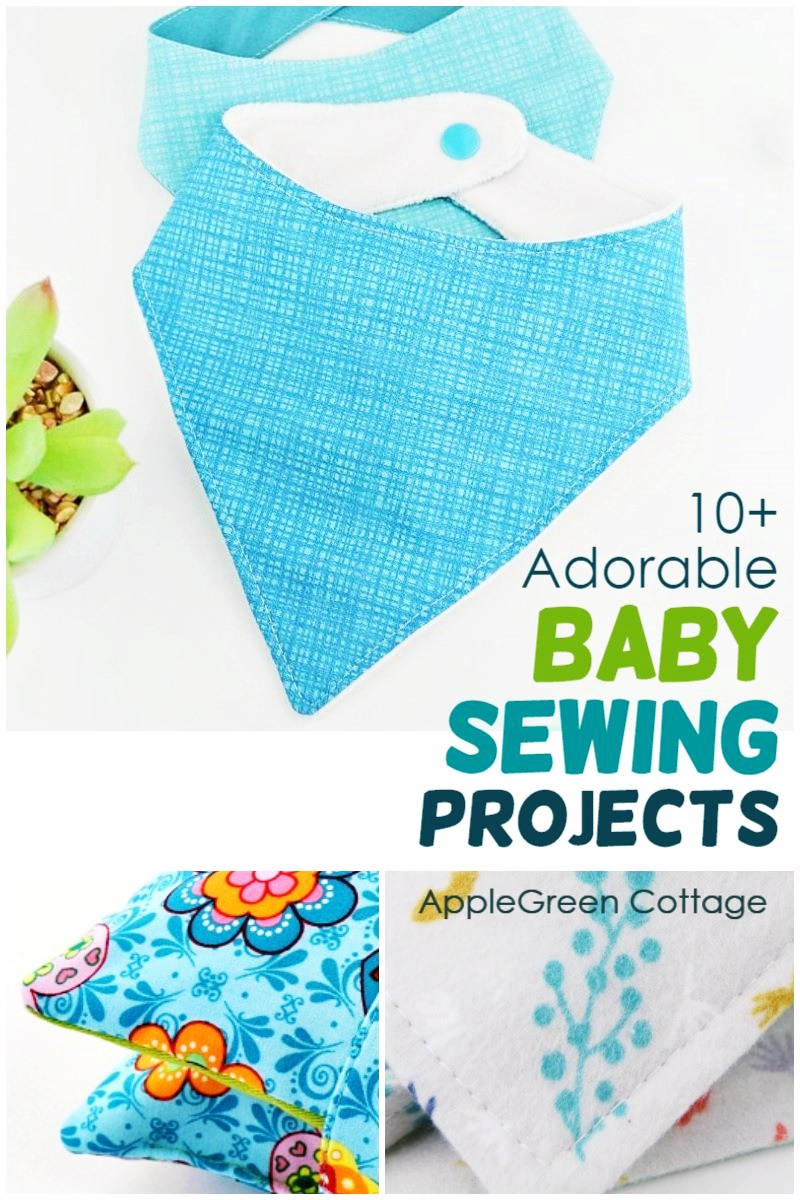 baby sewing projects