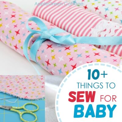 easy baby sewing patterns