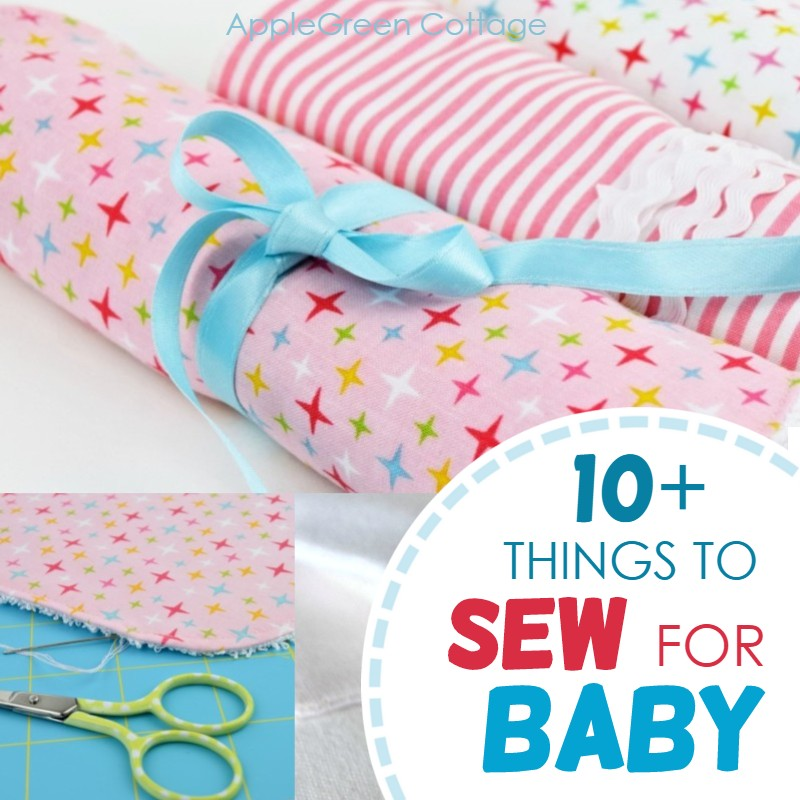 sewing projects for baby