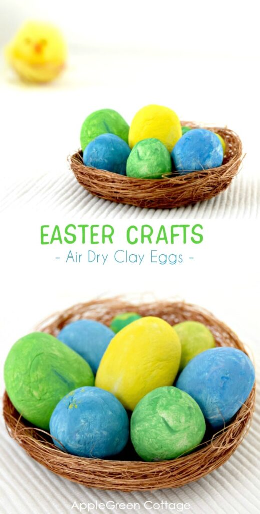 air dry clay crafts