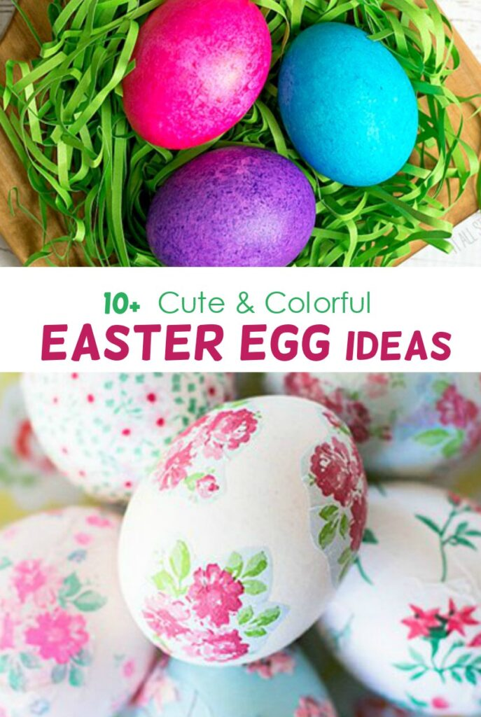 10+ DIY Easter Egg Decoration Ideas To Try out Now