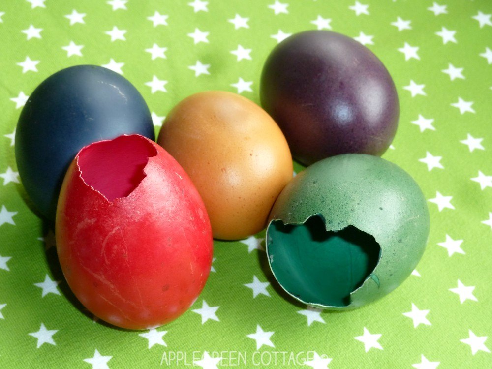 empty eggshell crafts for kids