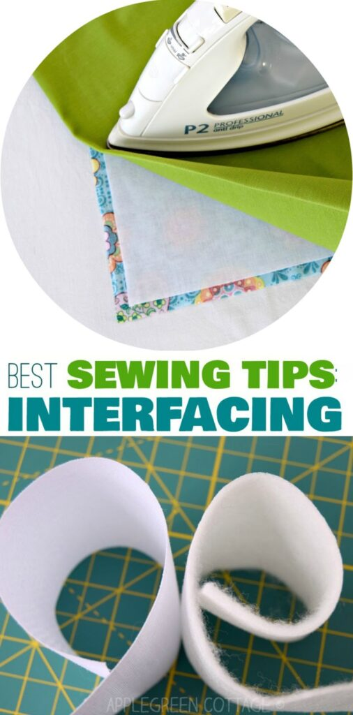 how to use interfacing