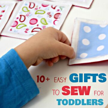 sewing patterns for toddlers