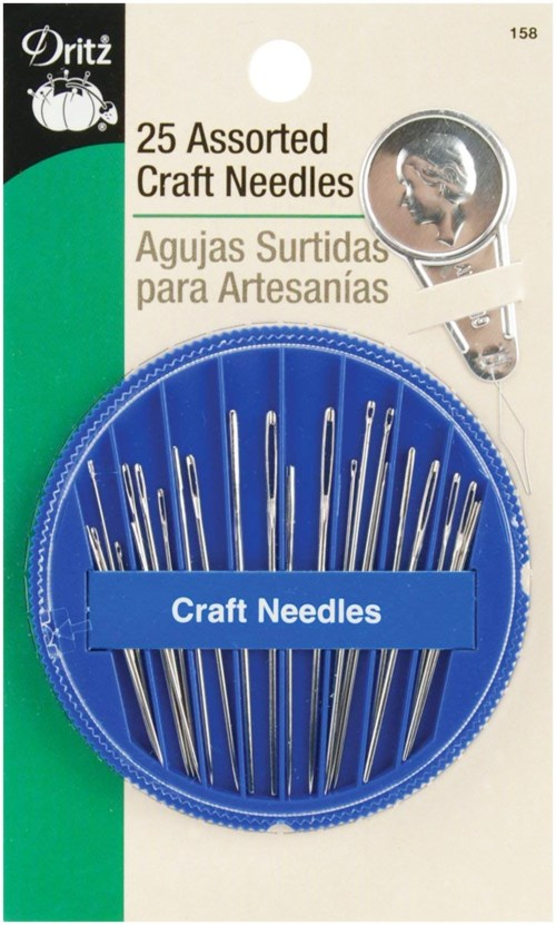 dritz sewing needles