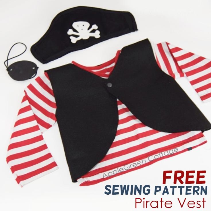 diy pirate costume