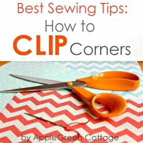 how to trim fabric