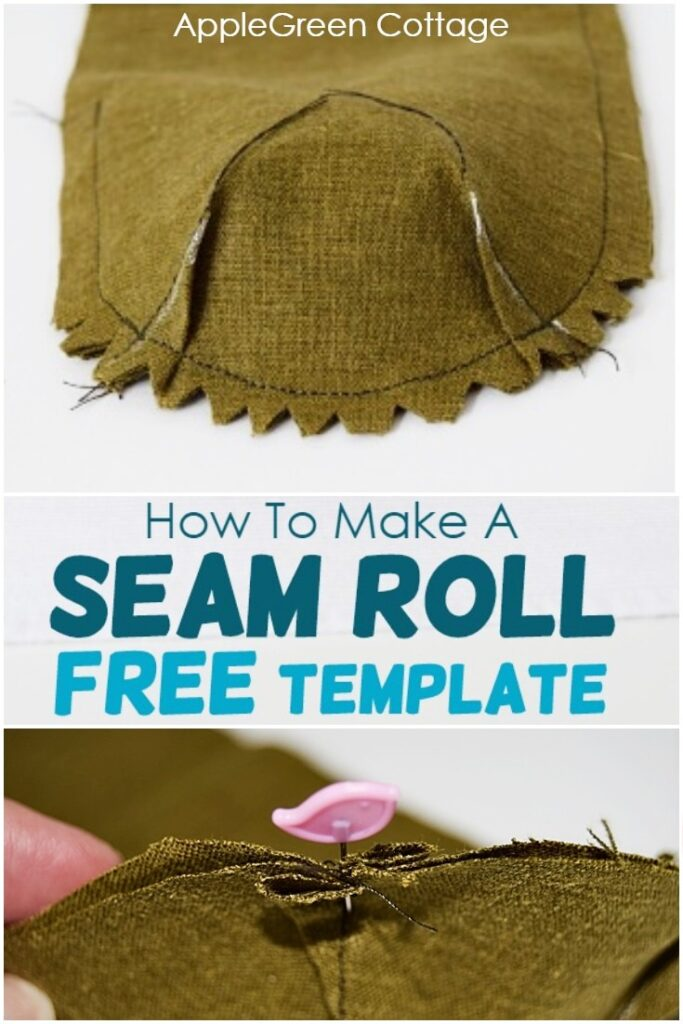 how to make a seam roll