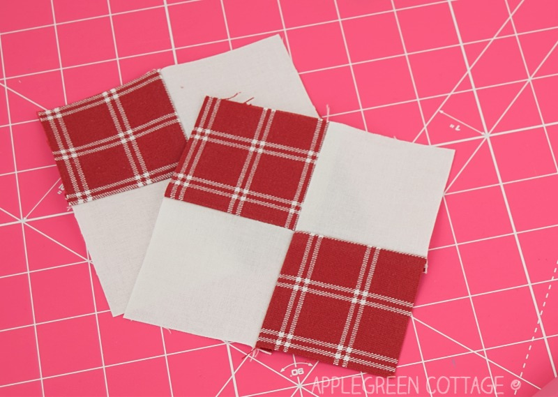 quilt block sewing beginner