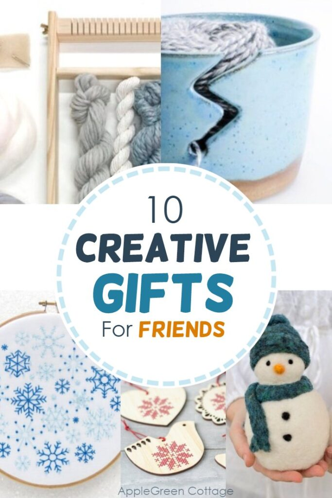 ideas for creative gifts