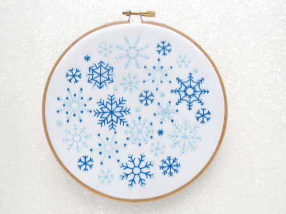 embroidery gift kit