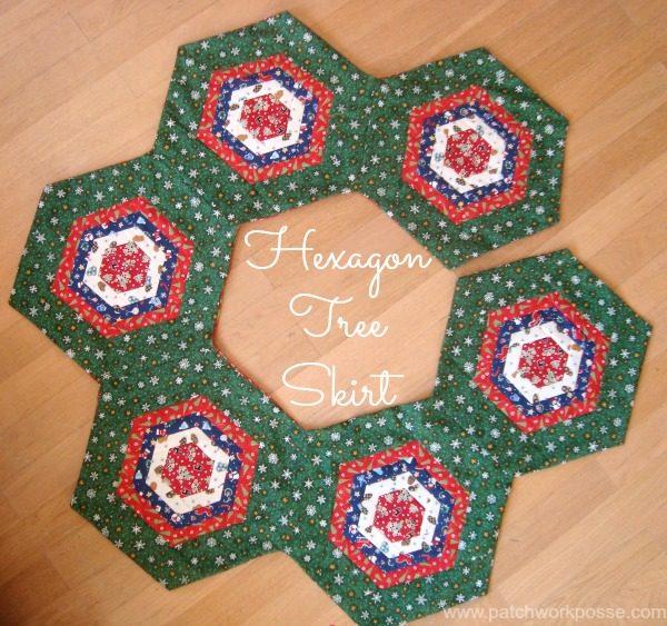 free pattern for tree skirt