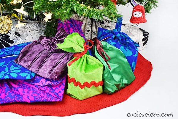 tree skirt for Christmas
