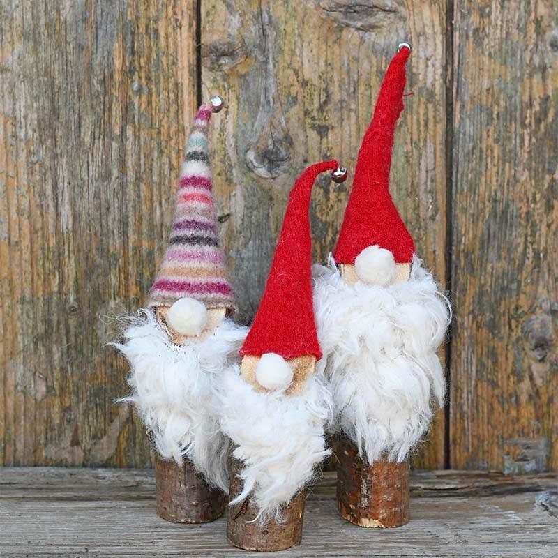 tomte diy scandinavian christmas decor